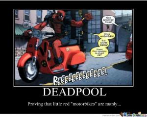 Only Deadpool