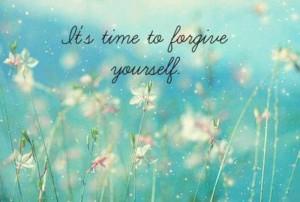 forgive-myself