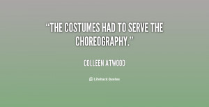 It's often said that costume designers are a faceless group of people ...