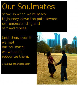 Soulmate Quotes My soul mate