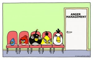 ... Funny Pictures // Tags: Funny cartoon - Anger management // March