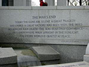 world war ii memorial general macarthur quote world war ii memorial ...