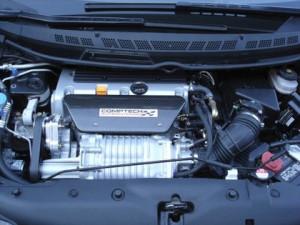 Honda Civic Supercharger