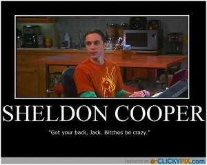 Soft Sheldon, Warn Sheldon, Little friend named Spock, Happy Sheldon ...