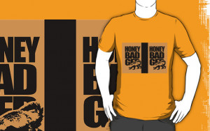 ... .com/people/jezkemp/t-shirts/7048218-honey-badger-dont-give-a-shit
