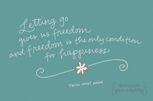 Quotation Friday Thich Nhat Hanh by lettergirl on Etsy. $6.00 USD, via ...