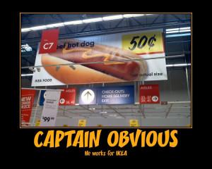 Captain Obvious Memes