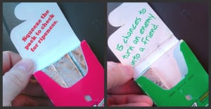 These sayings in the Extra Gum crack my girls up. They especially like ...