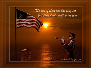 Military Wife Memorial Day Quotes