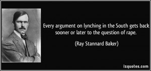 More Ray Stannard Baker Quotes