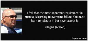 More Reggie Jackson Quotes