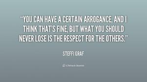 Famous Quotes About Arrogance