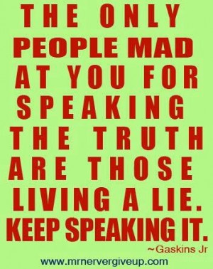 Keep living that lie...don't worry we have the truth covered.