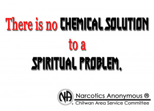 Narcotics Anonymous Quotes Quotes.