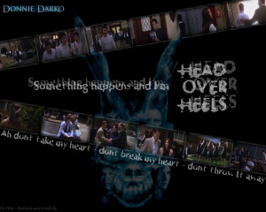 donnie darko quotes i promise displaying 20 images for donnie darko ...