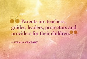 Quotes About the Challenges of Co-Parenting