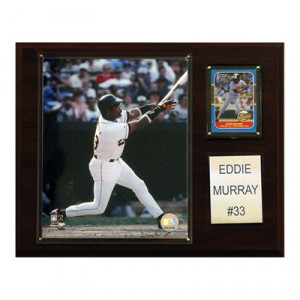 Collectables 1215EMURR Eddie Murray Baltimore Orioles MLB Player ...