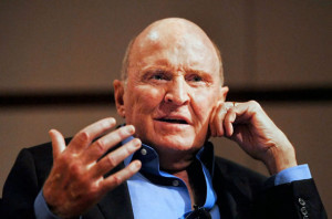 Jack Welch's 4E 1P Formula for Hiring