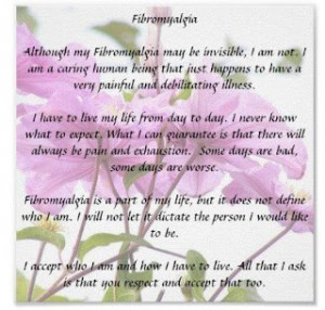 Fighting Fibromyalgia shared this poem. Please visit her blog for ...