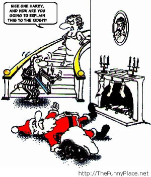 Funny santa comics - Funny Pictures, Awesome Pictures, Funny Images ...