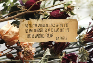 Post image for Monday Quote: Be Willing To Let Go