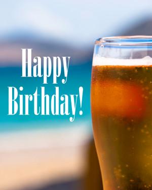 Birthday Beer Gif