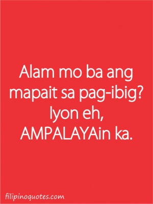 ... Love Quotes ♥ on Pinterest | Affair Quotes , Tagalog Love