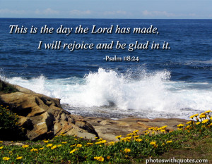 bible quotes of the day inspirational