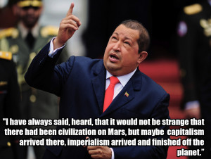 The 17 Most Outrageous Quotes From Hugo Chavez
