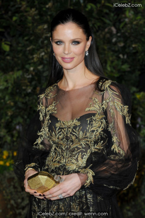 Georgina Chapman Hot