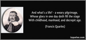 More Francis Quarles Quotes