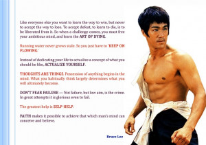 Bruce Lee QuotesBruce Lee Quotes