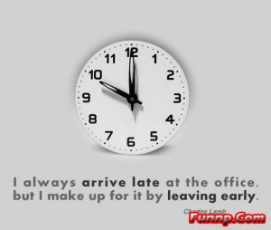 Time Management Funny Quotes