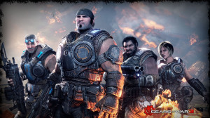 Gears Of War 3 Wallpaper 1080p