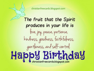 ... quotes, verses, scriptures, bible sayings for birthday, friends. Free