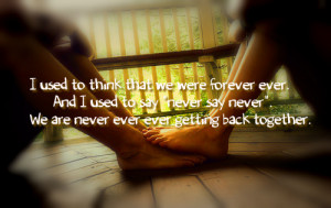 Love Quotes Couples Getting Back Together