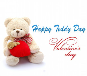 Teddy Bear Day Quotes Messages For Girlfriend Download