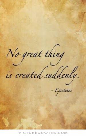 Great Quotes Epictetus Quotes