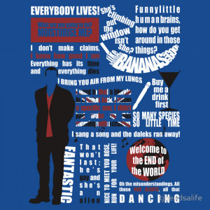 Doctor Who 9th Doctor Quotes