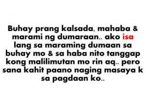 Hurt Love Quotes Tagalog