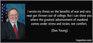 More Don Young Quotes