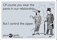 who controls the zipper