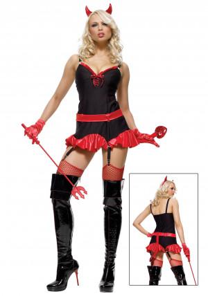 Sexy She Devil Costume