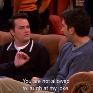... ten friends fan site featuring transcripts episode quotes from friends