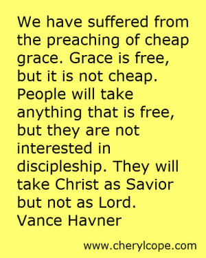 quote by Vance Havner