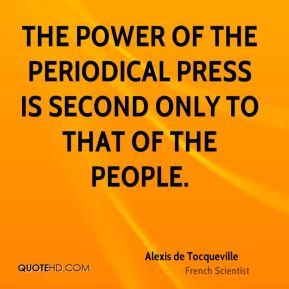 More Alexis de Tocqueville Quotes