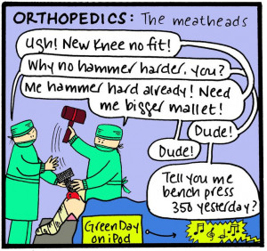 Operating Room Cartoon | The cartoon is stolen borrowed from ...