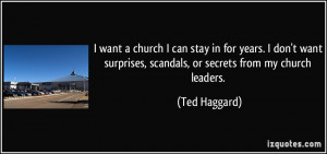 Quotes On Church Leadership