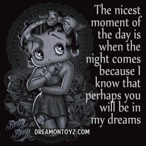 Quotes From Betty Boop | Via Linda Maria L. Montoya
