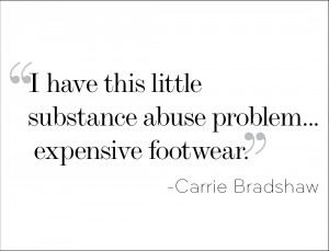 QUOTES: CARRIE BRADSHAW